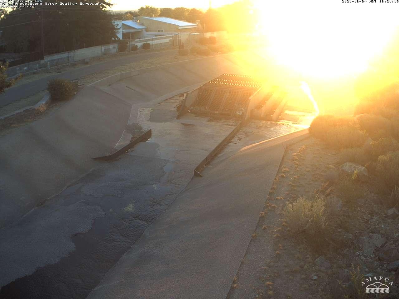 Hahn Arroyo camera view